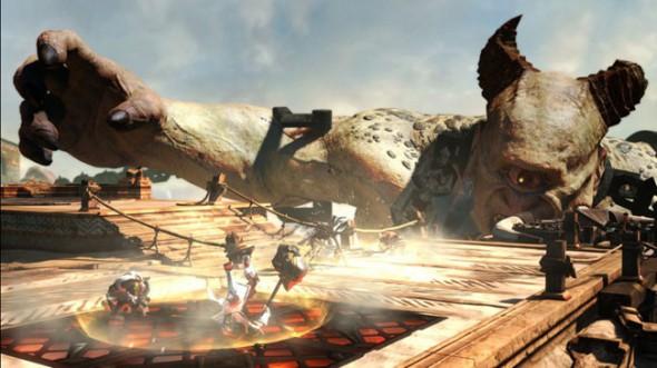 God of War Ascension nos muestra un tráiler en el E3 - god-of-war-ascension-590x331