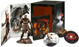Precio de God of War: Omega Collection es revelado por Sony