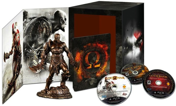Precio de God of War: Omega Collection es revelado por Sony - god-of-war-omega-collection