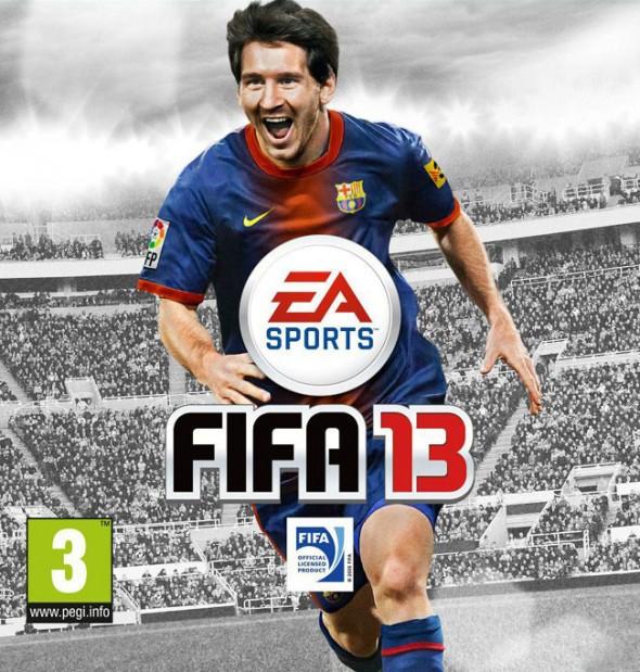 messi portada fifa 590x619 Lionel Messi será portada de FIFA 13