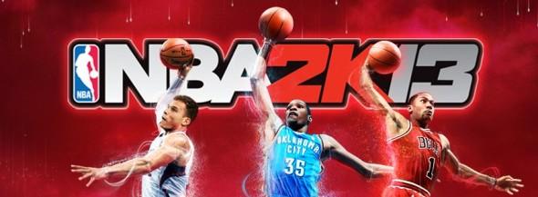 nba 2k13 590x217 2K Sports presenta la portada de NBA 2K13 con 3 estrellas de la NBA