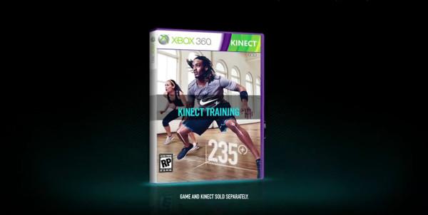Nike+ Kinect Training nos muestra lo mejor de ambas tecnologías unidas en un videojuego - nike-kinect-training