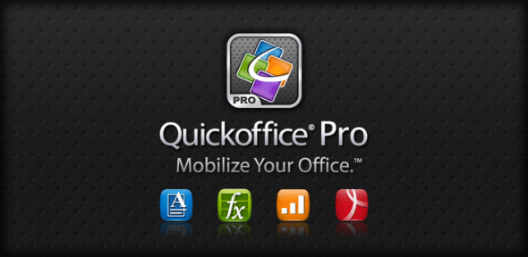 Google adquiere a QuickOffice, suite ofimática móvil - quickoffice-590x288