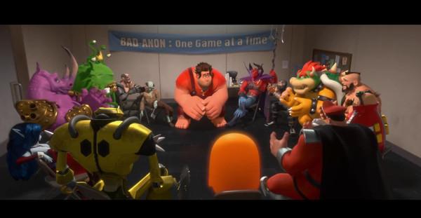 Ralph el Demoledor, la película de Pixar con villanos de videojuegos nos muestra su primer tráiler - ralph-el-demoledor