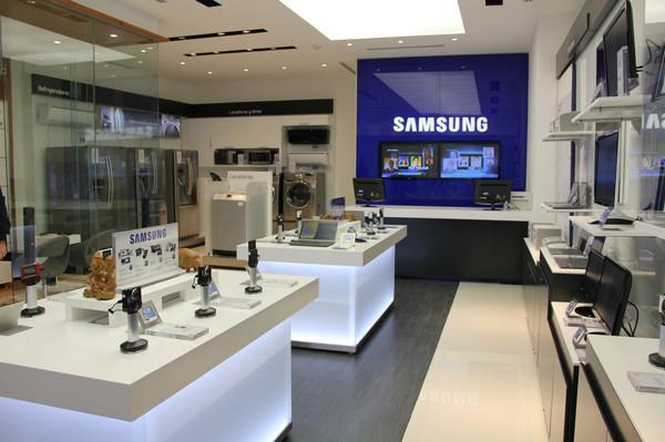 Samsung abre su primera tienda mexicana en Mérida Yucatán - samsung-tienda