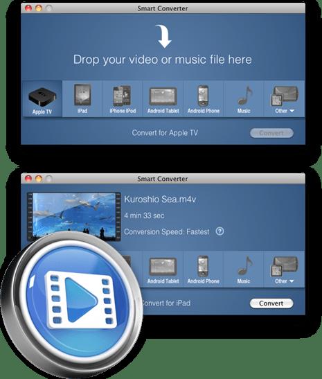 Smart Converter, un práctico y gratuito convertidor de videos - sc-grab