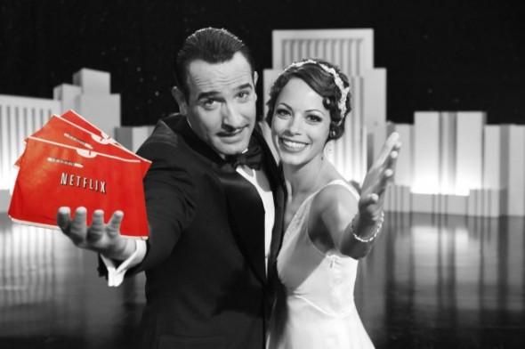 Netflix llega a acuerdo con Telefillms e incluirá películas como The Hunger Games o The Artist - the-artist-netflix-590x392