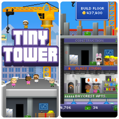 tiny tower 590x590 Grandes juegos adictivos para iPhone y iPod Touch [II]