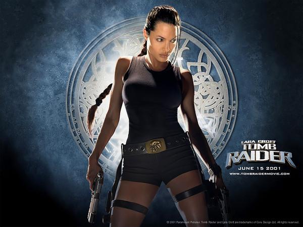 Las películas basadas en videojuegos que más dinero han recaudado - tomb-raider-cine