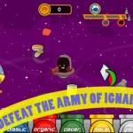 Trash Chaos HD, juego para niños en iPad donde aprenderán a reciclar la basura - trash-chaos-hd-playgame