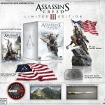 Assassins Creed III Edición Limitada es presentada por Ubisoft