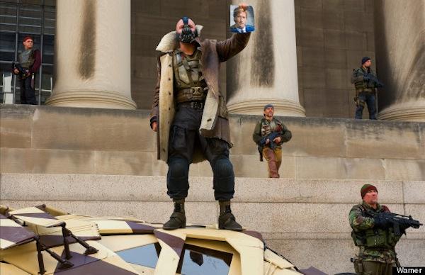 Batman: The Dark Knight Rises, la conclusión de una épica trilogía [Reseña] - Bane-the-dark-knight-rises