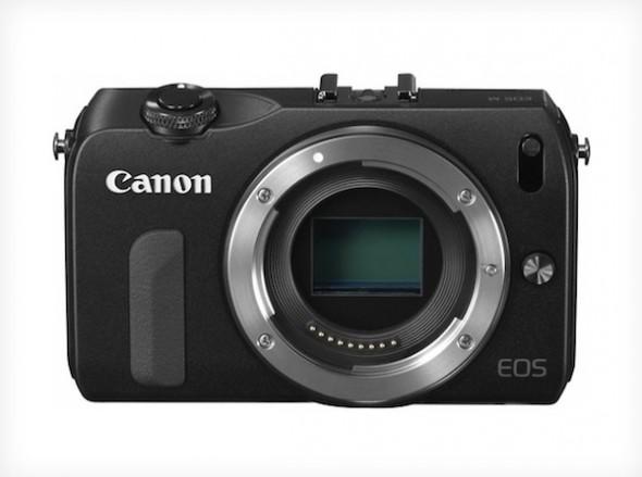 EOS M, la nueva cámara digital sin espejo (Mirrorless) de Canon - Canon-EOS-M-590x439