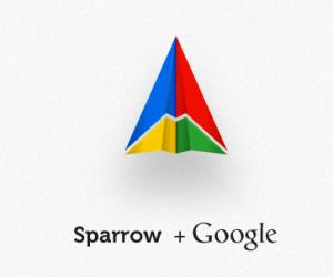 Sparrow es adquirida sorpresivamente por Google