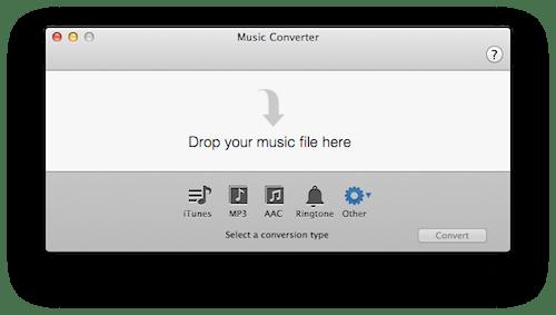 Music Converter, un sencillo y gratuito convertidor de audio en tu Mac - Captura-de-pantalla-2012-07-21-a-las-18.33.08
