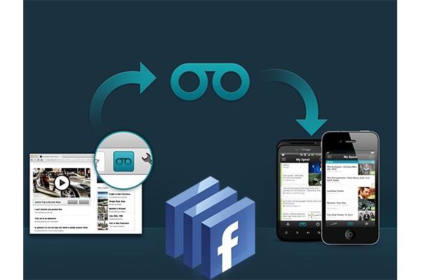 Facebook compra spool Facebook compra Spool, un servicio de marcadores digitales