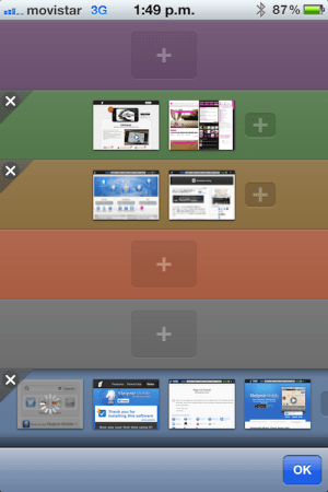 Sleipnir, otra alternativa de navegador para tu móvil - IMG_2556