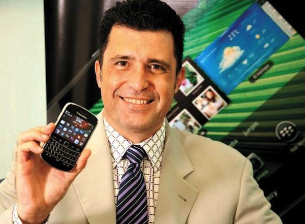 El Director de RIM México nos habla sobre la situación actual que atraviesa la empresa de tecnología - Jose-Maria-fregoso