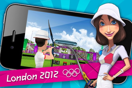 Juego oficial de los Juegos Olímpicos de Londres 2012 disponible para descargar
