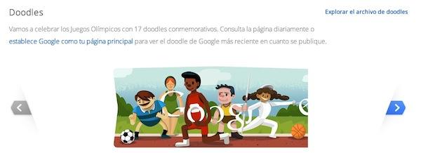 Juegos Olimpicos londres 2012 en directo google 5 Sigue en directo los Juegos Olímpicos Londres 2012 desde Google