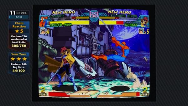 Marvel Vs Capcom Origins llegará a Xbox Live Arcade y PSN en septiembre - Marvel-vs-capcom-origins