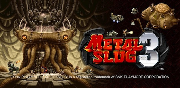 Metal Slug 3 para iOS y Android es presentado por SNK Playmore - Metal-Slug-3-iOS-Android