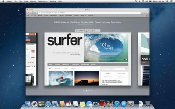 OS X 10.8 Mountain Lion disponible para descargar en la Mac App Store