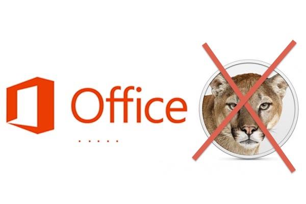 Microsoft confirma que no habrá Office 2013 para OS X - Office-2013-No-OS-X-s