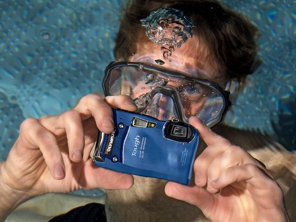 Olympus presenta su nueva cámara compacta Tough TG-820 iHS - Olympus-Tough-TG-820-iHS