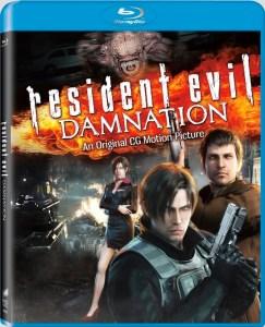 Resident Evil: Damnation saldrá a la venta el 25 de septiembre