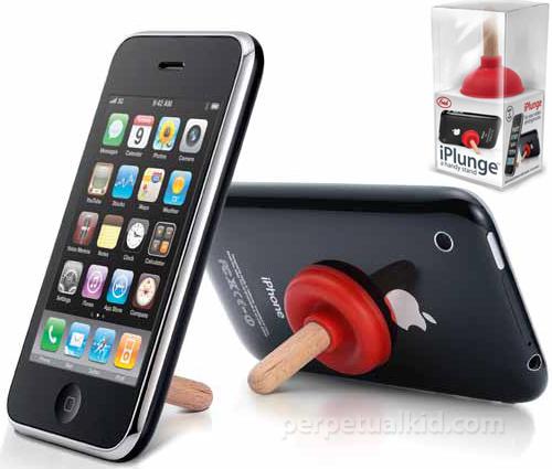 Originales e increíbles stands para tu iPhone o iPod Touch