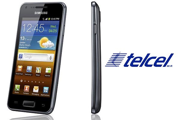 Samsung galaxy s advance telcel Samsung Galaxy S Advance es presentado por Samsung