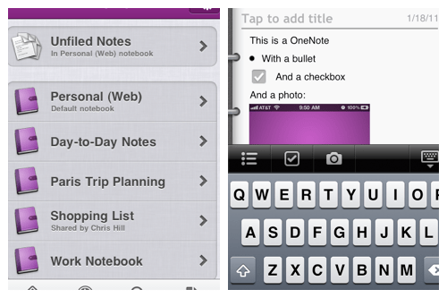 Untitled1 3 grandes Apps para tomar notas desde tu iPhone o Android