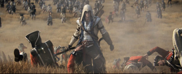 assassins creed 3 rise Assassins Creed III: Rise, espectacular tráiler