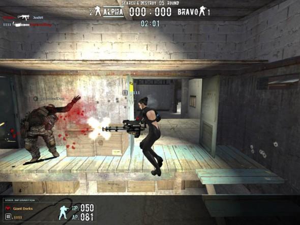 Combat Arms, el genial FPS gratuito se actualiza - combat-arms-590x442