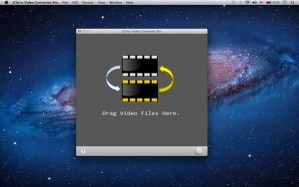 iChiso Video Converter, otro gran conversor de videos para Mac