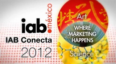 IAB Conecta 2012, presenta a sus protagonistas en la industria publicitaria - iab-conecta-mexico-2012