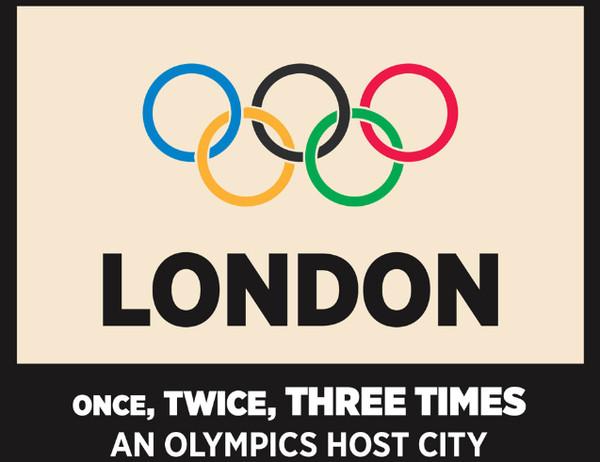 Datos interesantes de los terceros Juegos Olímpicos celebrados en Londres [Infografía] - london-2012
