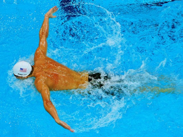 Wallpapers de los Juegos Olímpicos Londres 2012 - michael-phelps-wallpaper-590x442
