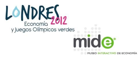 mide londres 2012 Olimpiadas de Londres 2012 en el MIDE