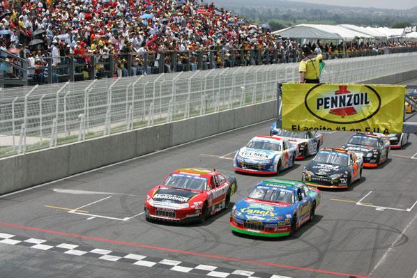 nascar mexico Vive la NASCAR México desde tu BlackBerry