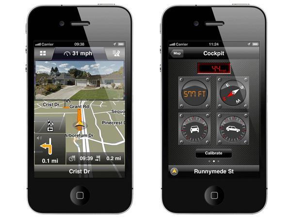 Navigon ahora incluirá Google Street View en su versión 2.1 - navigon