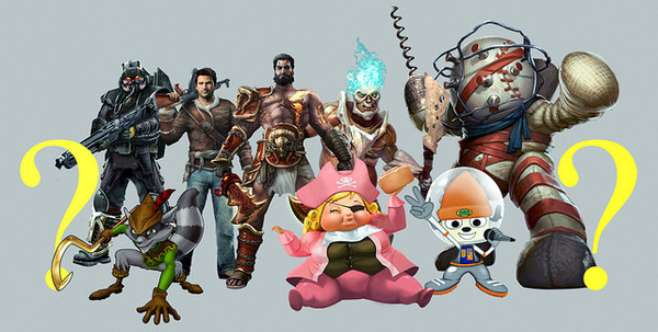 PlayStation All-Stars Battle Royale ya tiene fecha de salida - playstation-all-star-battle-royale