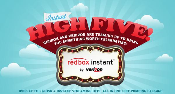 redbox instant Nace en EEUU un nuevo competidor de Netflix, Redbox Instant