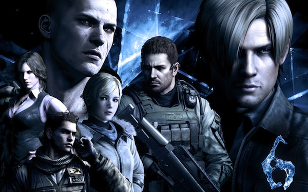 Otro video con gameplay de Resident Evil 6 y Leon S. Kennedy - resident-evil-6