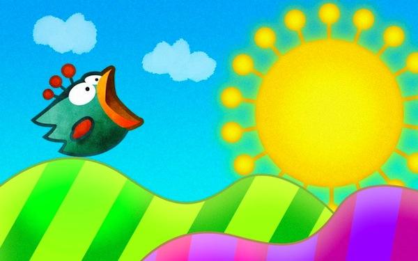 Tiny Wings 2 llega en forma de actualización para iPhone y llega también al iPad - tiny-wings-2