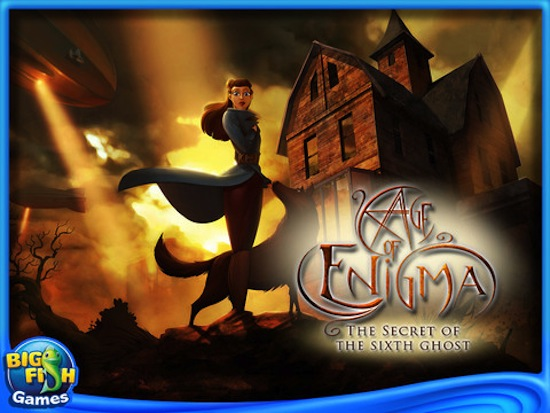 Age of Enigma: The Secret of the 6th Ghost, llega al iPad para traer más misterio