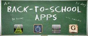 Apps para el regreso a clases