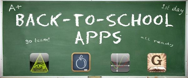 Apps para el regreso a clases - Apps-regreso-clases