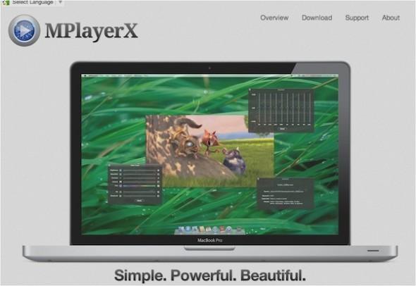 Captura de pantalla 2012 08 21 a las 08.07.48 590x406 MPlayerX, uno de los mejores reproductores de video para Mac, se sale de la Mac App Store